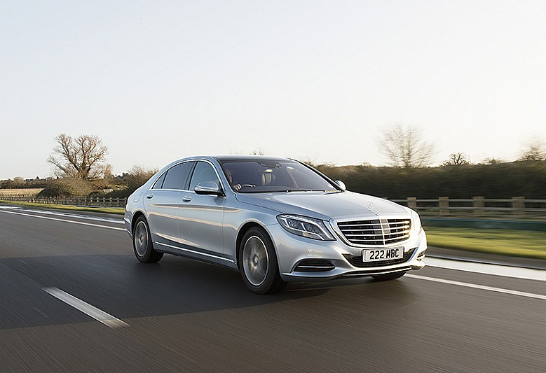 Mercedes S Class Image One