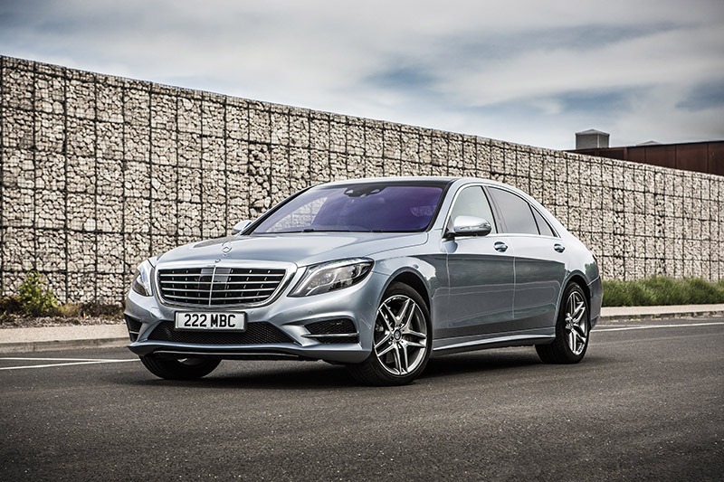 Mercedes S Class Image Two